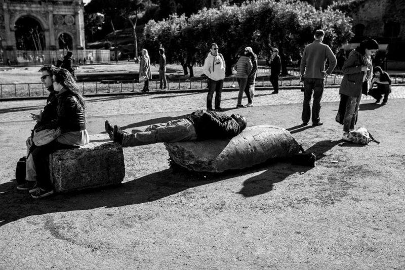 corso di fotografia: la street photography