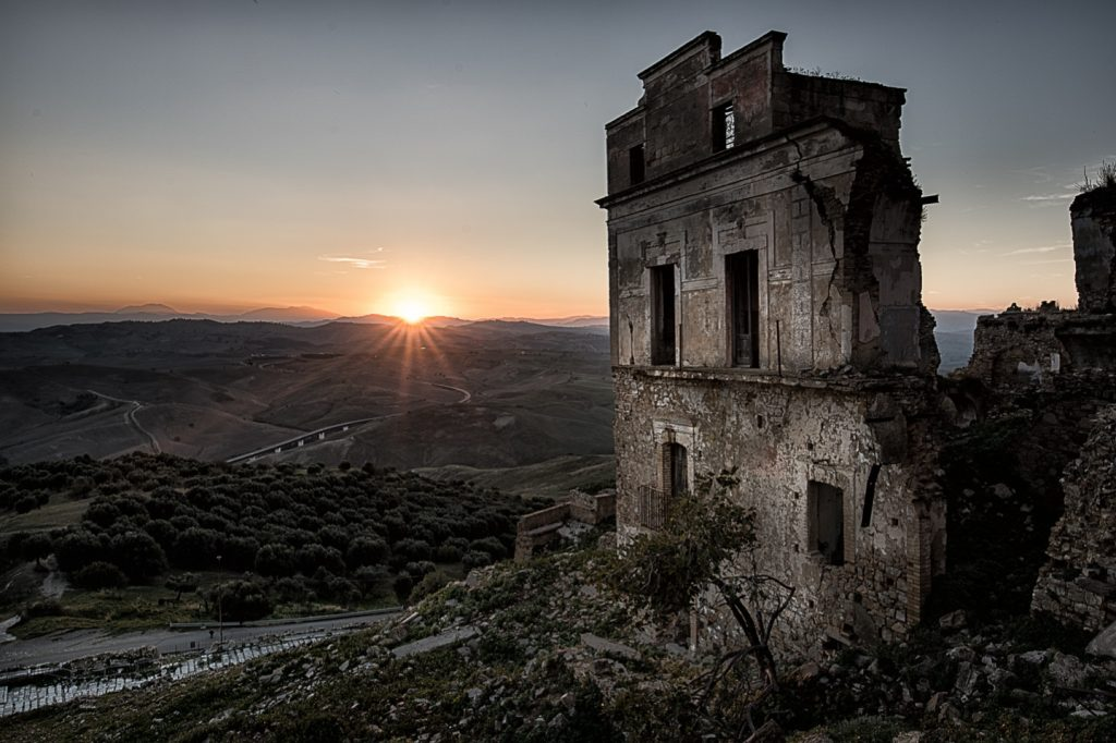 Matera - Craco - BAsilicata - Simone Tramonte - Workshop