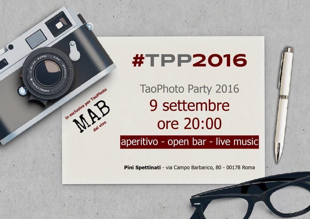 Tao Photo Party